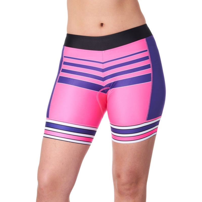 Coeur Cycling Short Women's Cycling Short in Pop Tart