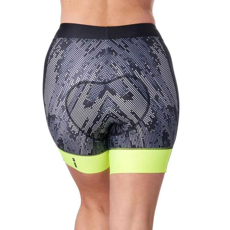 Coeur Cycling Short XS / Matrix Women's Cycling Short in Matrix