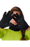 Coeur Sports Accessories Little Black Winter Themal Cycling Gloves