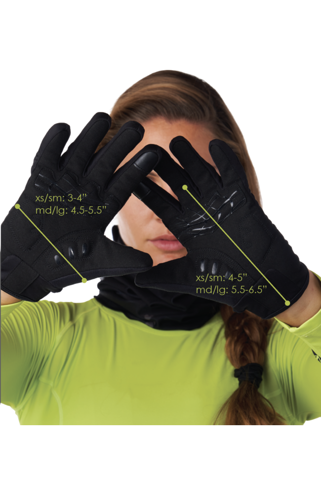 Coeur Sports Accessories Thermal Cycling Gloves