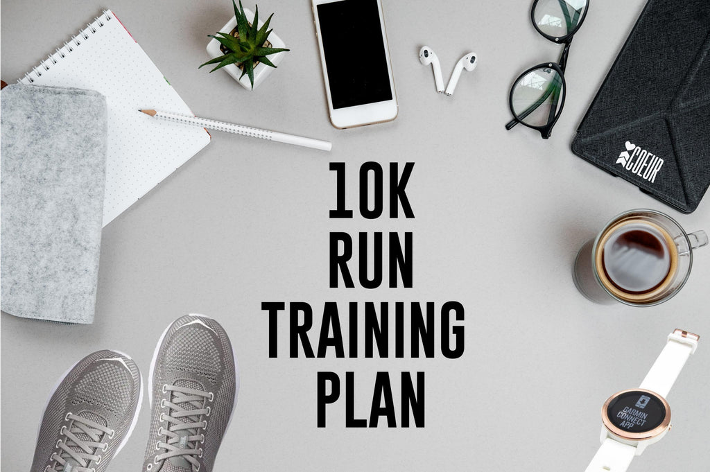 10K Run Training Plan for Women