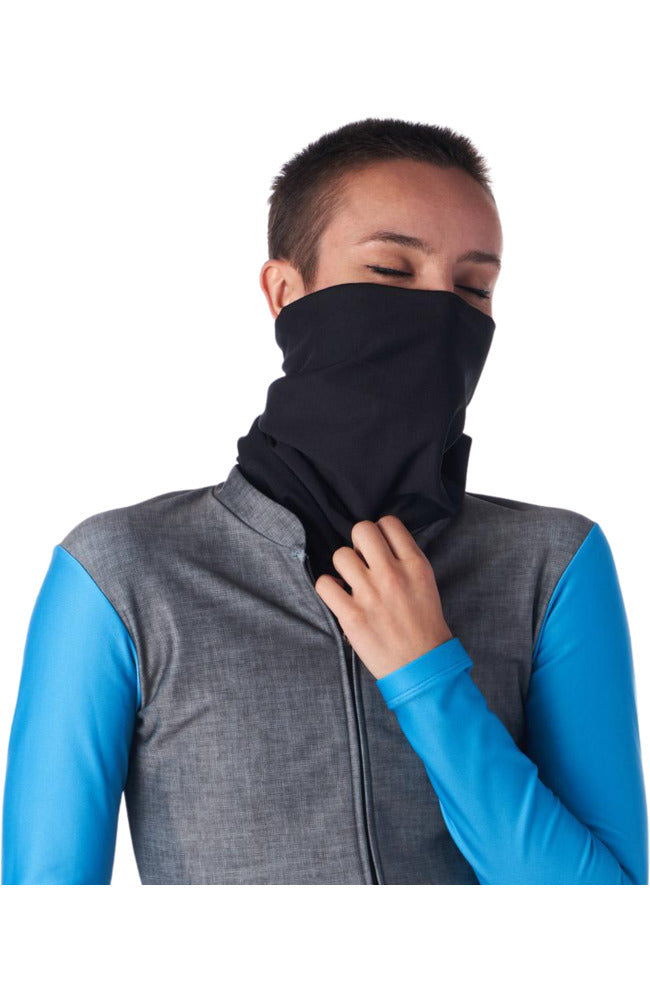 Coeur Sports accessory One Size / Black Little Black Thermal Neck Gaiter