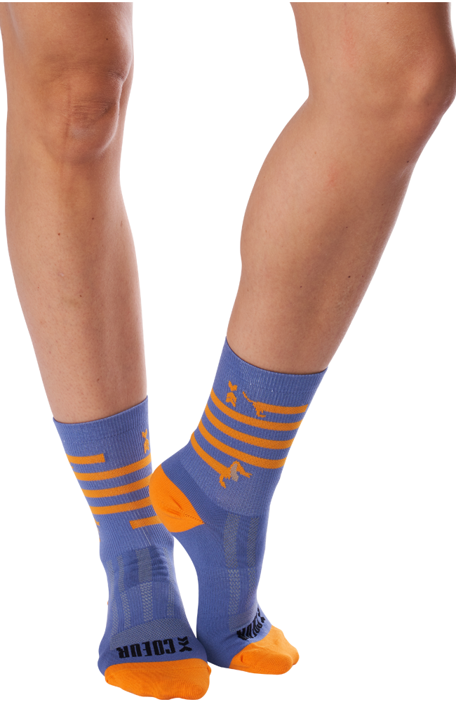 Coeur Sports accessory One Size / Black San Remo Socks