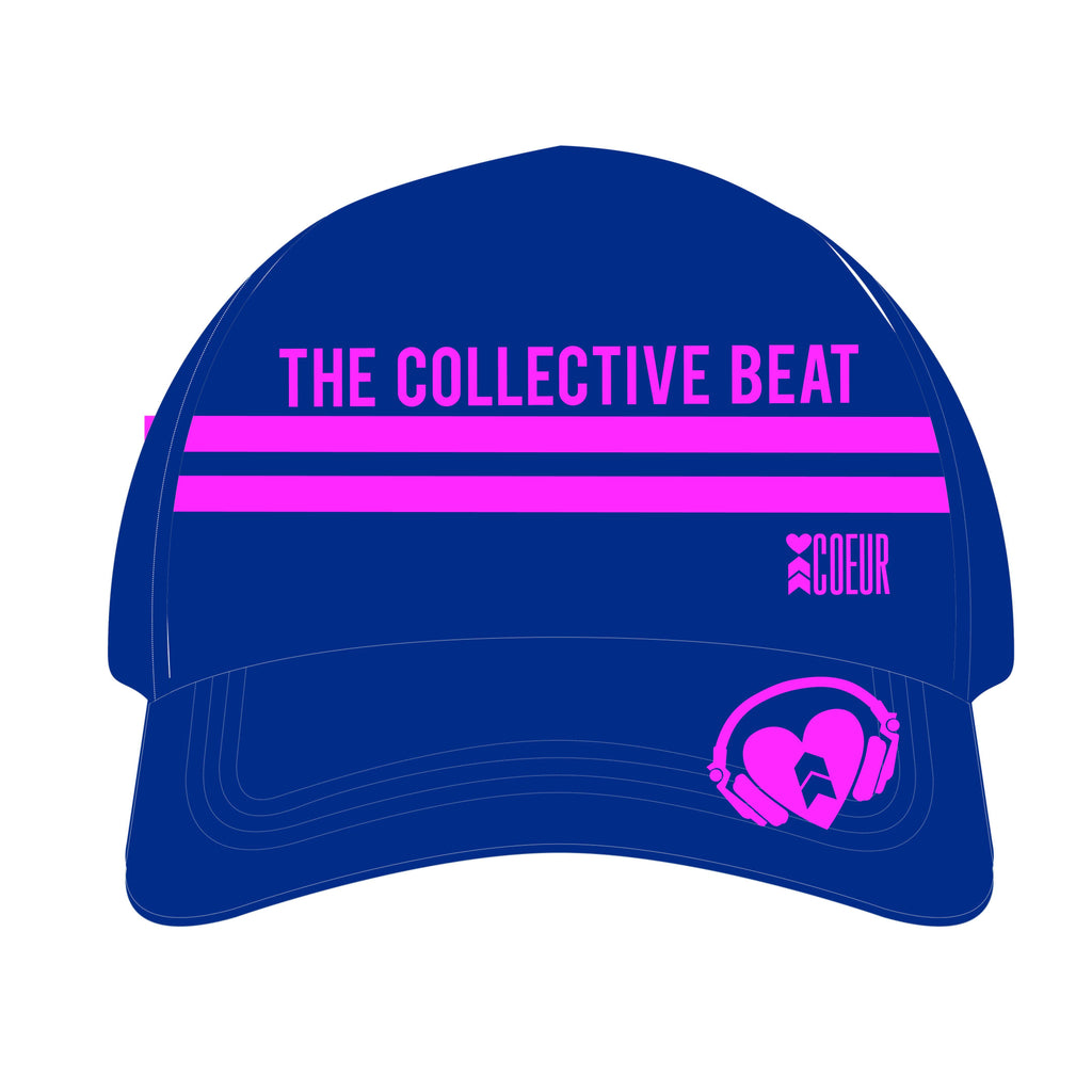 Coeur Sports accessory One Size / Blue Presale! Collective Beat 2020 Trucker Hat - Ships Early Dec 19