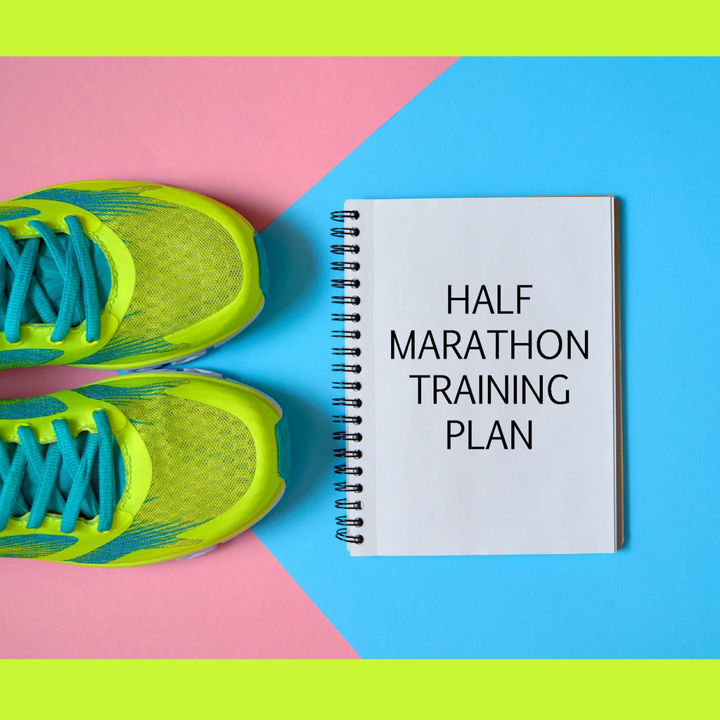 Coeur Sports accessory Women's Half Marathon Run Training Plan