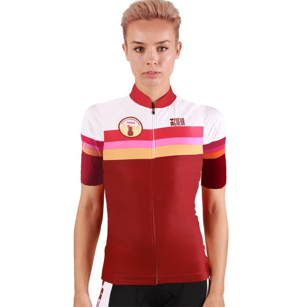 Coeur Sports Cycling Jersey Kona 19 Women's Cycling Jersey