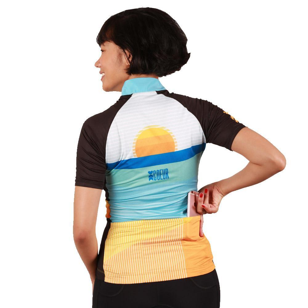 Coeur Sports Cycling Jersey