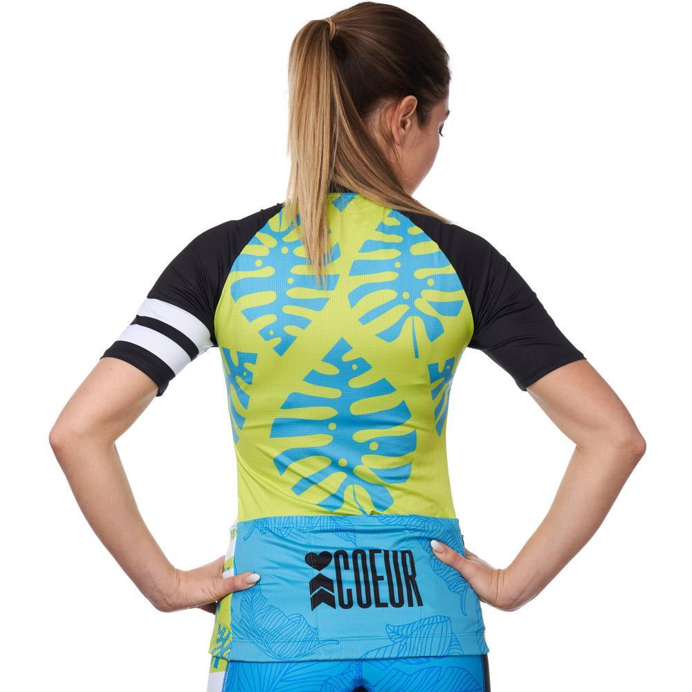 Coeur Sports Cycling Jersey XS / Flora Flora Women's Cycling Jersey
