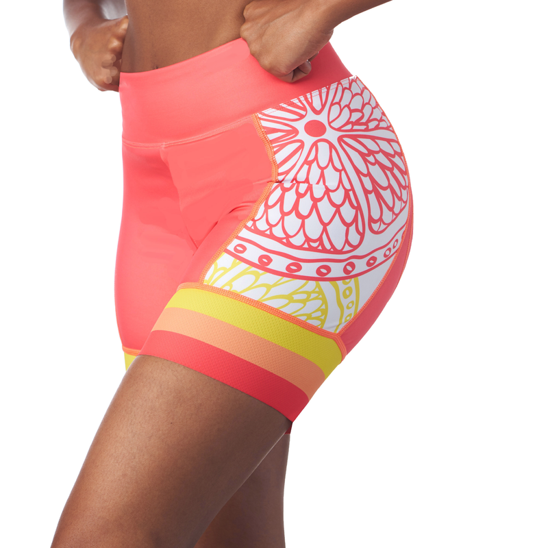 Coeur Sports Cycling Short Citrus Women's Cycling Short