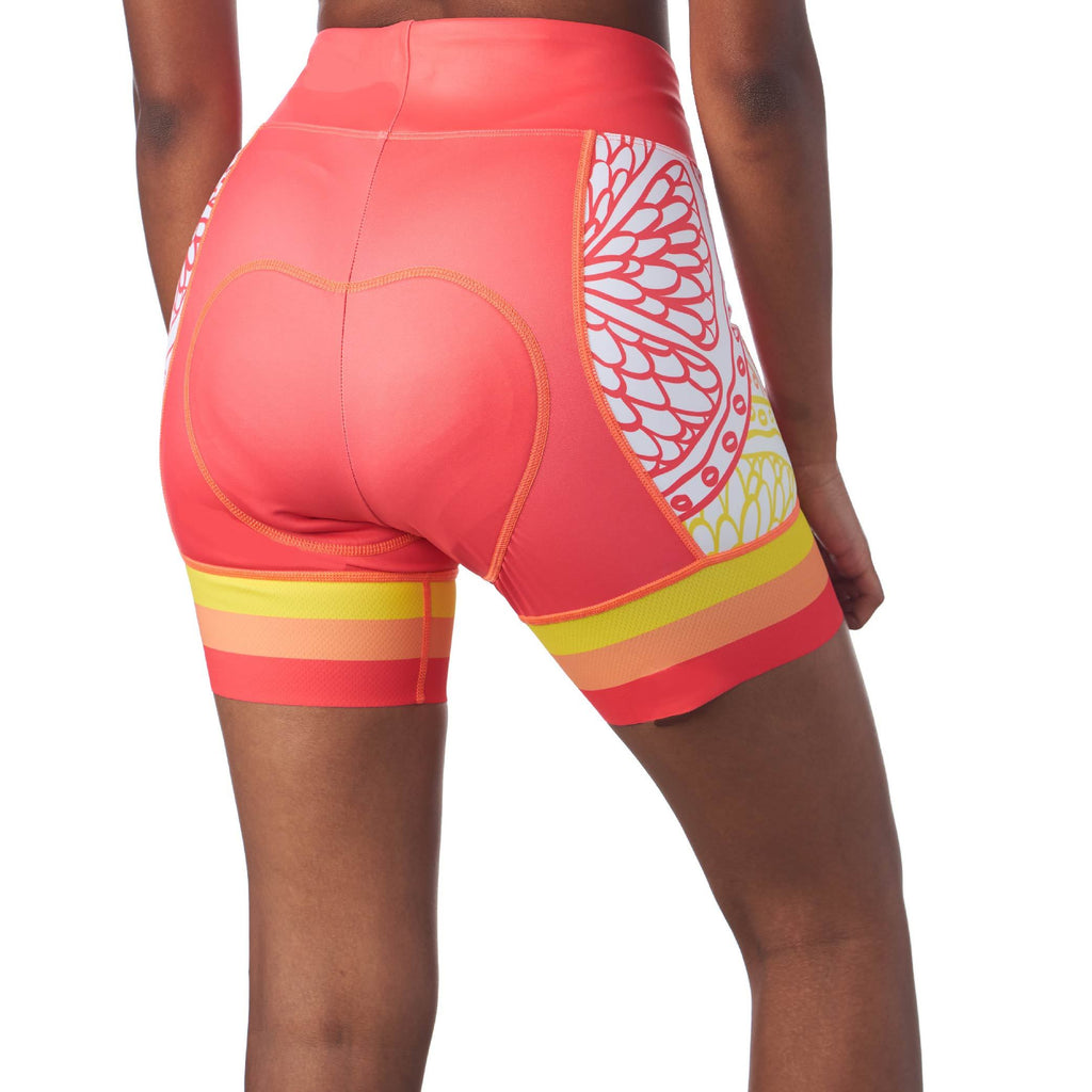 Padded Cycling Shorts for Women