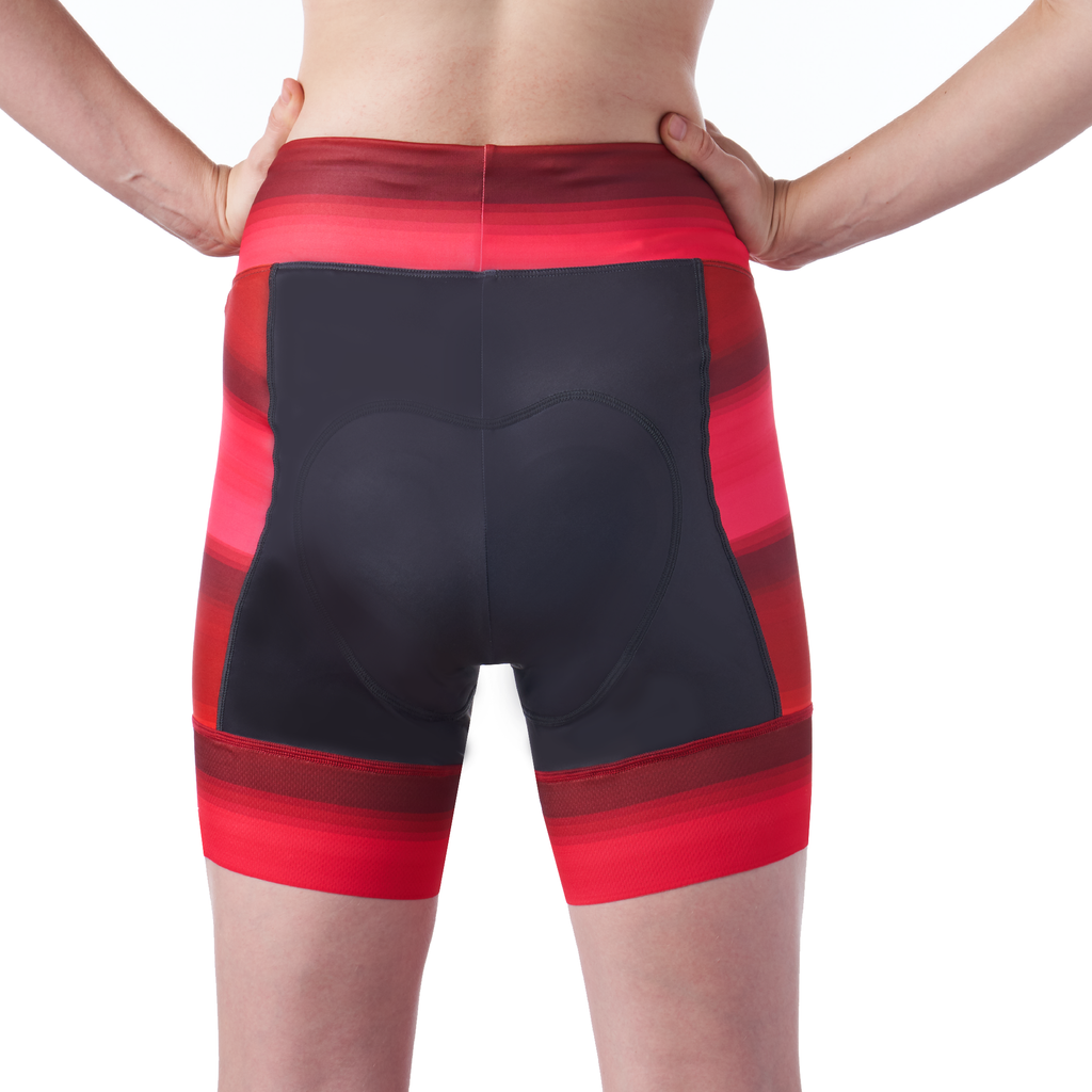 Coeur Sports Cycling Short Infrared Women's Summer Cycling Short