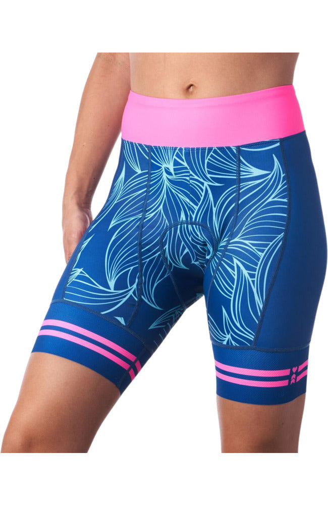 Coeur Sports Cycling Short Presale! Women's Cycling Short in Collective Beat 20 - Ships late December 19