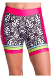 Coeur Sports Cycling Short XS Tropical Punch Women's Cycling Short