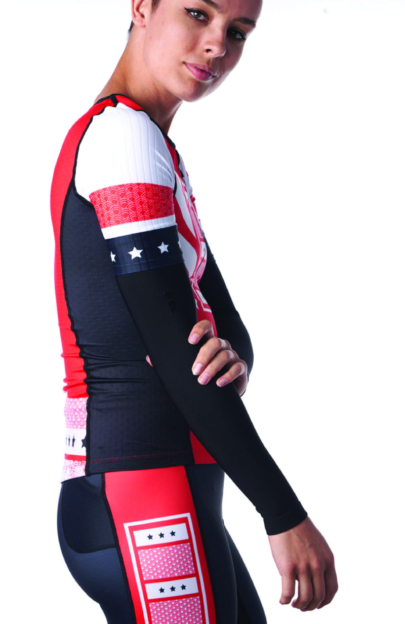 Coeur Sports Little Black Thermal Arm Warmers