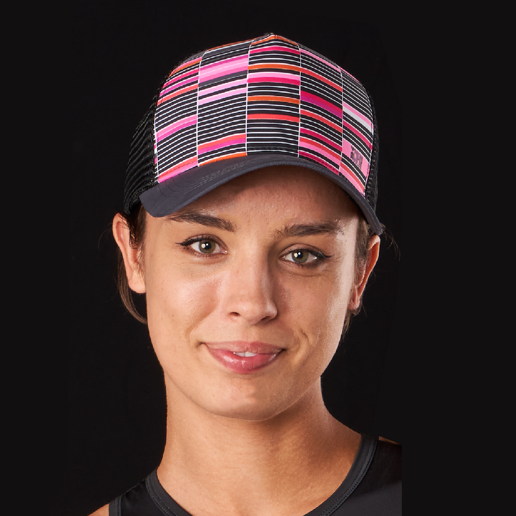 Coeur Sports OS / Black Mari Trucker