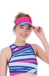 Coeur Sports OS / Pink Kinetic Visor