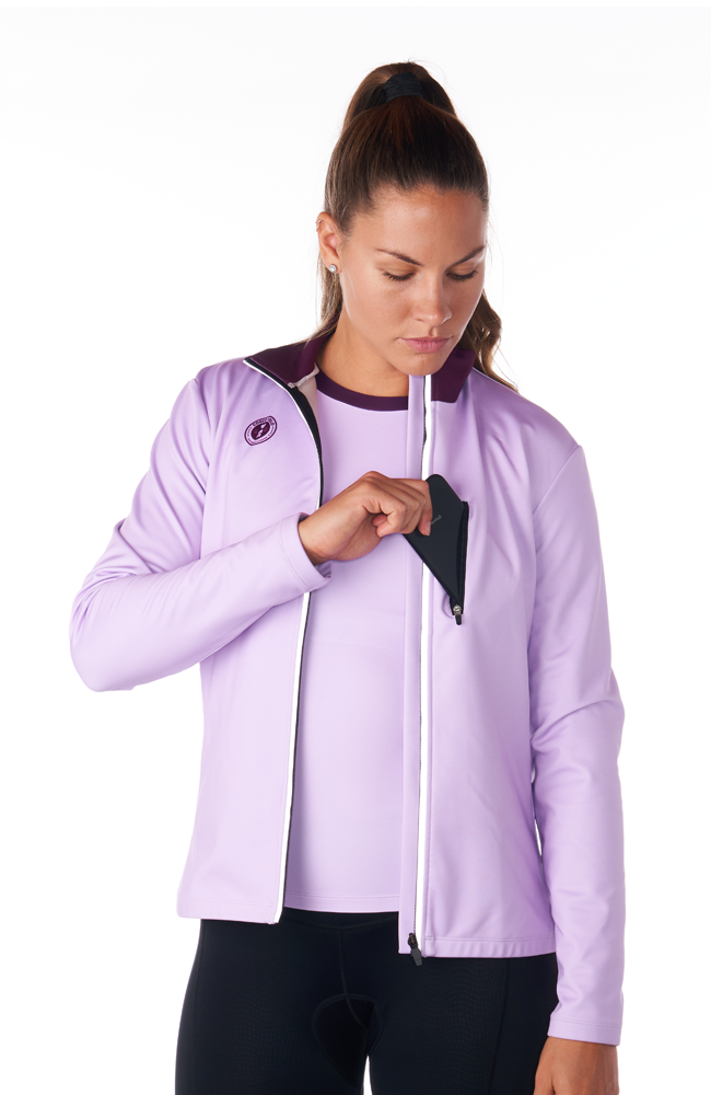 Coeur Sports Paso Thermal Cycling and Running Jacket