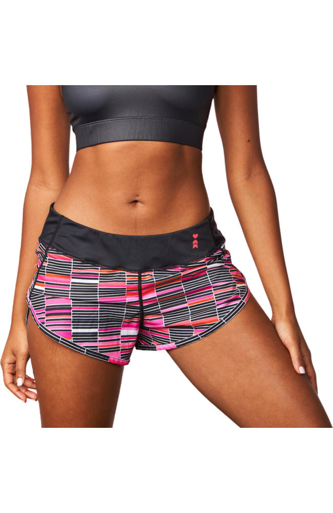 Coeur Sports Run Short Mari Women's Running Shorts