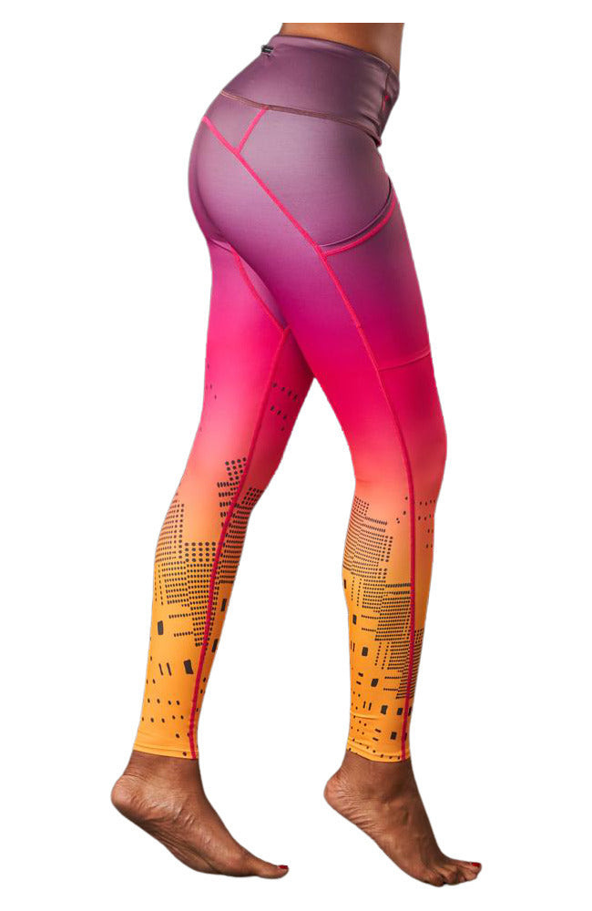 Coeur Sports Skyline Running Tights