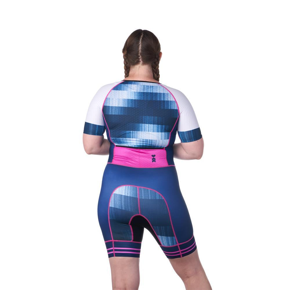 Back of Triathlon Suit