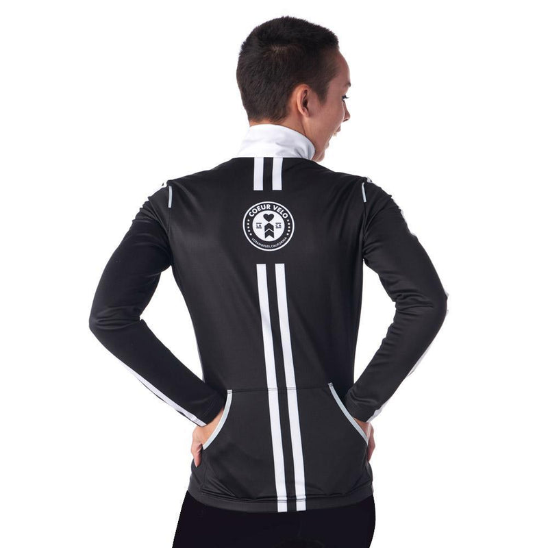 Coeur Sports Thermal Cycling and Running Jacket