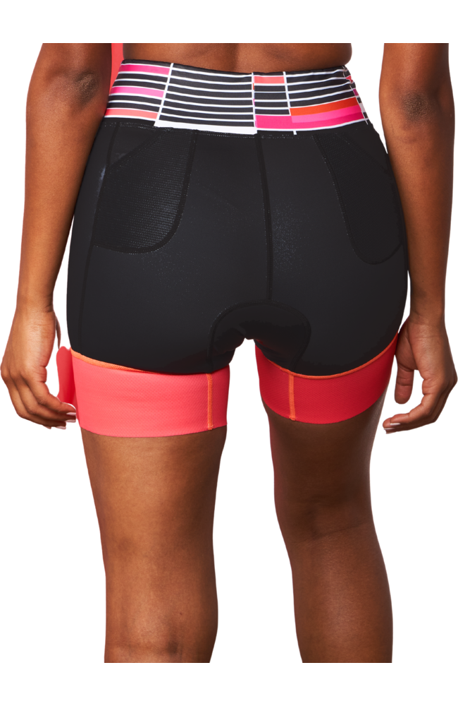"Coeur Sports Tri Shorts Mari Women's 5"" Triathlon Shorts"