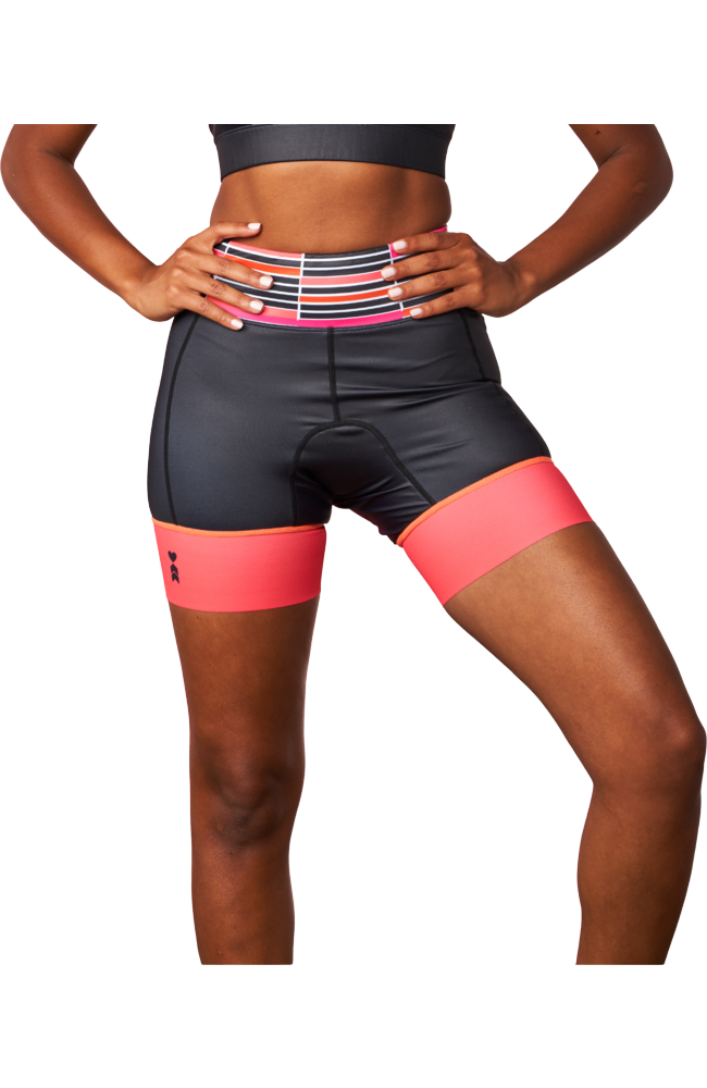 Coeur Sports Tri Shorts Mari Women's 5