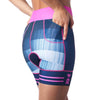 "Coeur Sports Tri Shorts Soundcheck Women's 5"" Triathlon Shorts"