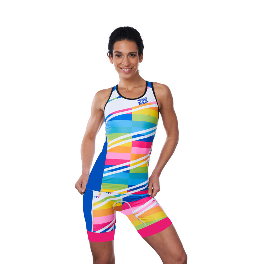 Triathlon Tank Top Women
