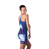 Coeur Sports Triathlon Tank Top Soundcheck Women's Triathlon Tank with Shelf Bra