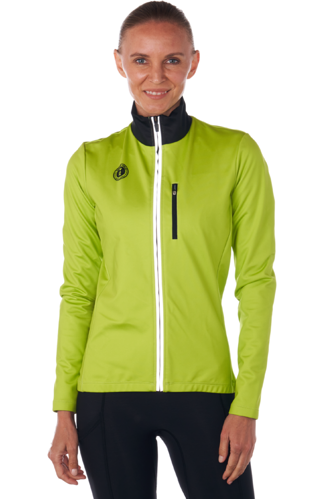 Coeur Sports Viper Thermal Cycling and Running Jacket