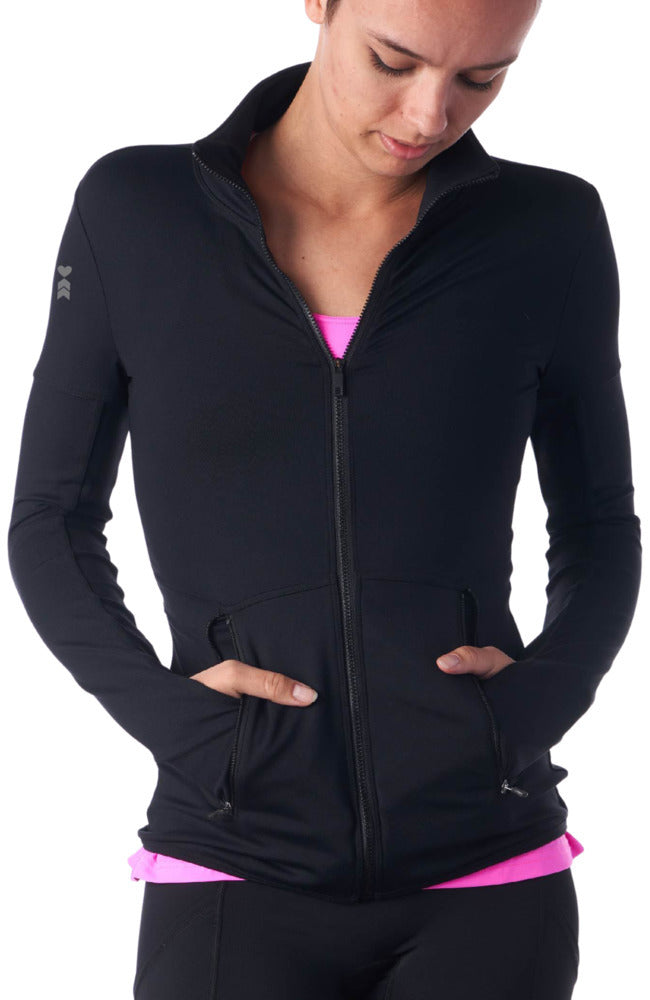 Coeur Sports Wind Vest The Melis Jacket