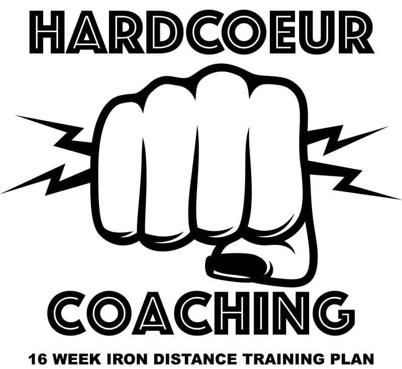 Coeur Sports Women's 16 week Iron Distance Triathlon Training Plan