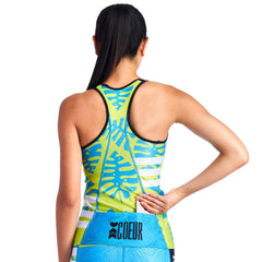 Coeur Triathlon Tank Top XS / Flora Flora Women's Triathlon Tank