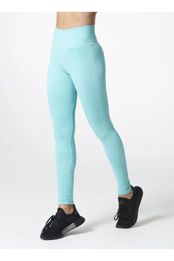 ONE BY ONE LEGGING - MINT MUSING