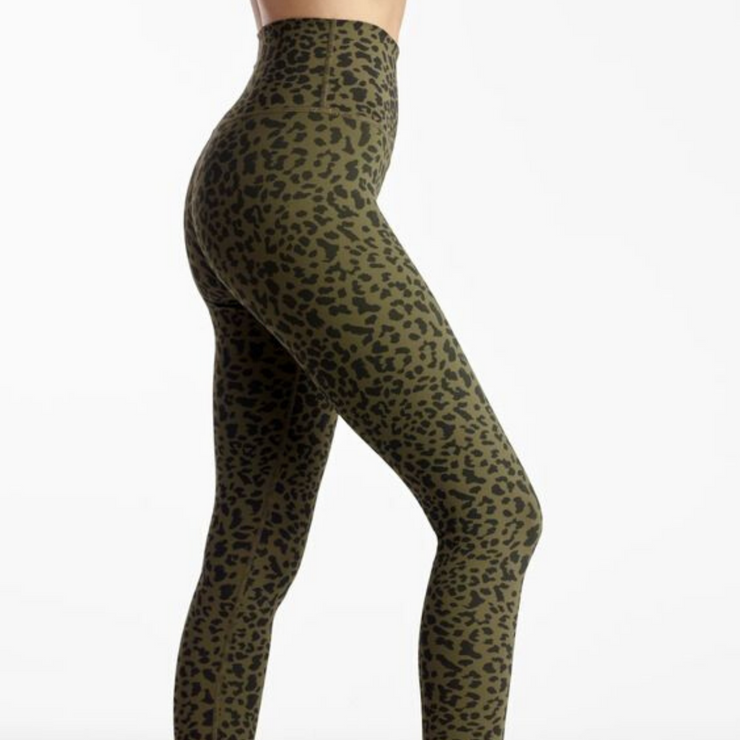SIGNATURE TIGHT - MOSS LEOPARD