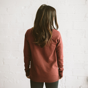 'PERFECTLY IMPERFECT' Danielle Pullover