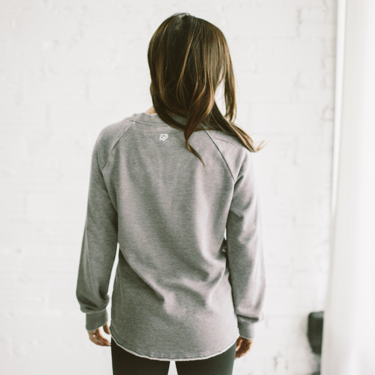'OUR WORDS MATTER' Nicole Pullover