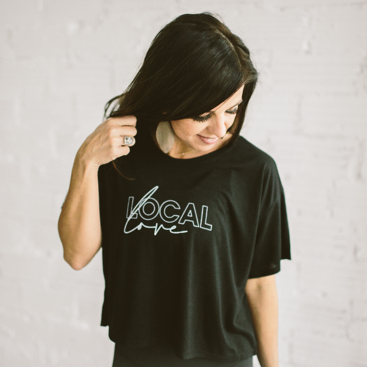 'LOVE LOCAL' Carrie Tee