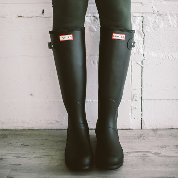 ORIGINAL TALL RAIN BOOT - BLACK