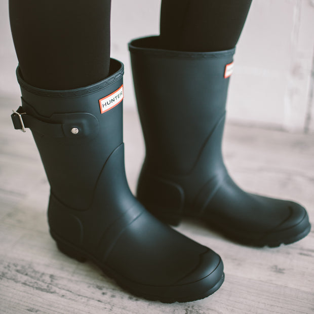 ORIGINAL SHORT RAIN BOOT - NAVY