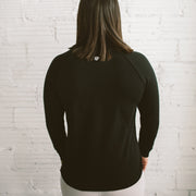 'PERFECTLY IMPERFECT' Nicole Pullover