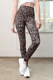 SIGNATURE TIGHT - DARK LEOPARD