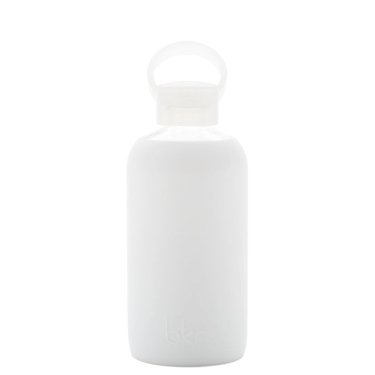 500 ML SMOOTH GLASS WATER BOTTLE