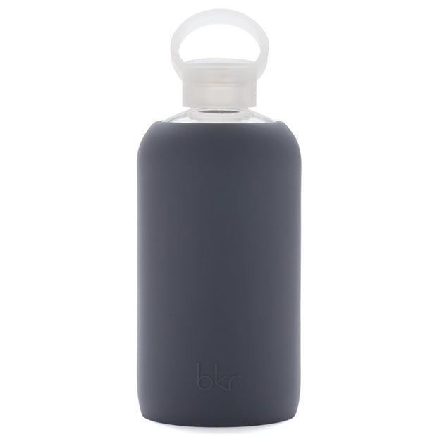 1L SMOOTH GLASS WATER BOTTLE