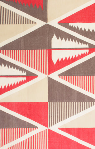 Southern Dance Dhurrie Rug