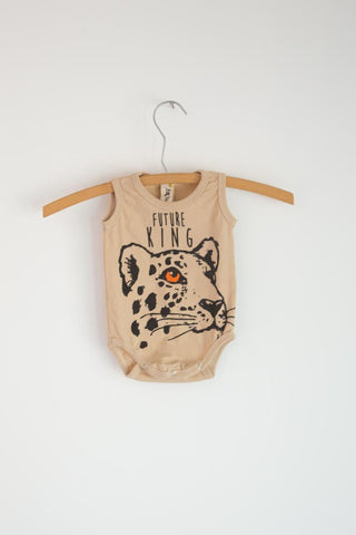 Future King Onesie