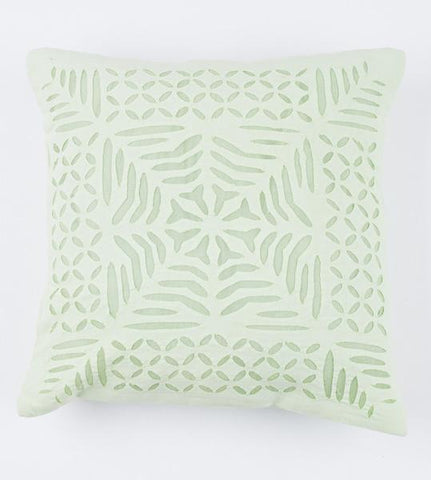 Luck-o-the-Irish 16x16 Applique Pillow Cover