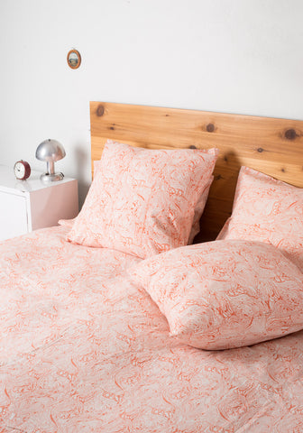Sandstone Waves Duvet Set
