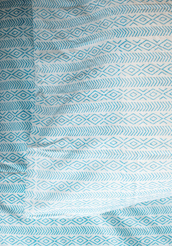 Diamond Stripes Sheet Set